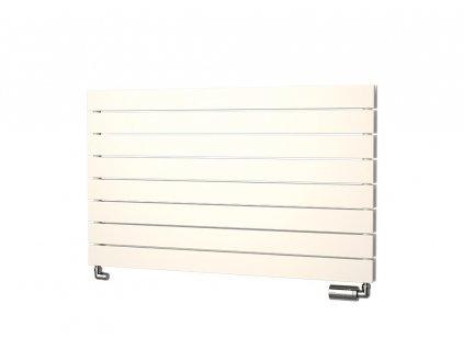 Isan Collom Double Horizontal 602 x 1000 mm koupelnový radiátor bílý