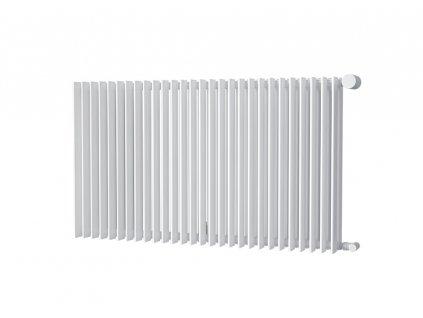 Isan Antika Double horizontal 576 x 1000 mm koupelnový radiátor bílý
