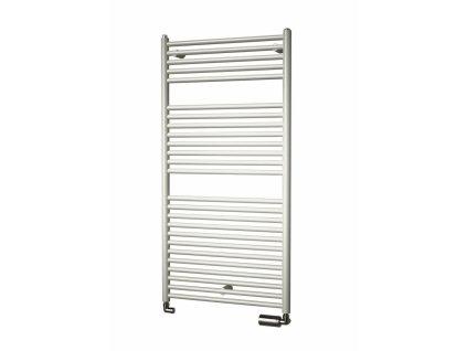 Isan Palmyra Plus 735 x 600  mm koupelnový radiátor bílý