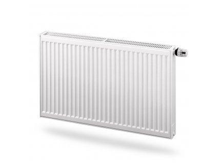 Deskový radiátor Purmo VK 21 3040, 21 300 x 400 Ventil Compact