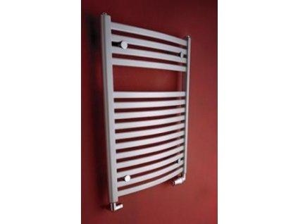 Koupelnový radiátor Thermal Trend Marabu KM 450 / 783 žebřík oblý