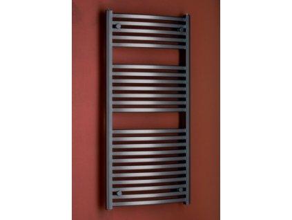 Koupelnový radiátor Thermal Trend Marabu KM 450 / 1233 žebřík oblý