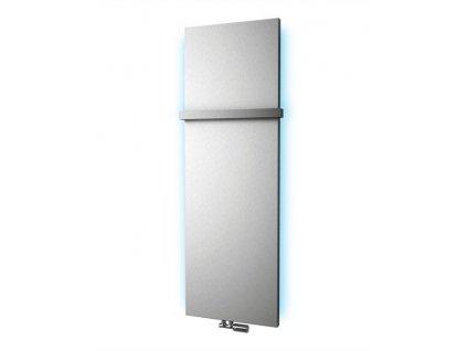 Isan Variant Nerez 1206 x 456 mm koupelnový radiátor nerez