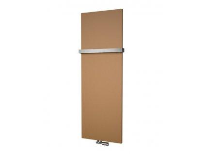 Isan Variant 1206 x 456 mm koupelnový radiátor bílý