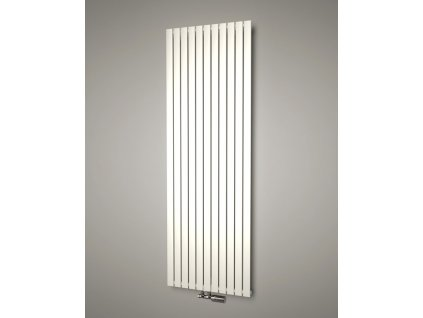 Isan Collom Light 1800 x 442 mm koupelnový radiátor bílý