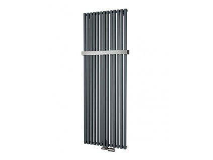 Isan Octava 1800 x 462 mm koupelnový radiátor bílý