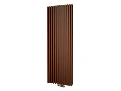 Isan Octava Double 1800 x 606 mm koupelnový radiátor bílý