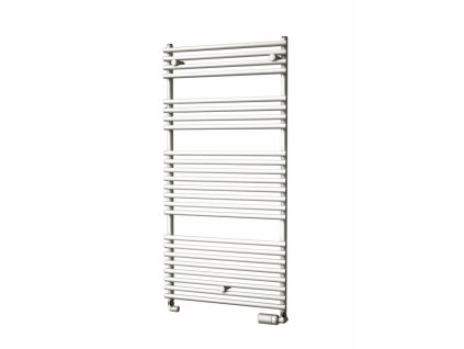 Isan Ikaria 1212 x 500 mm koupelnový radiátor bílý