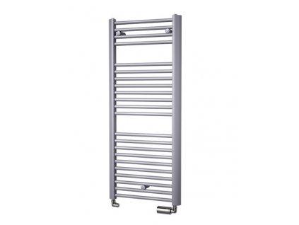 Isan Spira 1180 x 500 mm koupelnový radiátor bílý