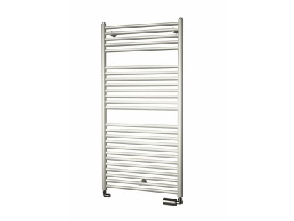 Isan Palmyra Plus 1175 x 600  mm koupelnový radiátor bílý