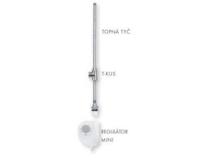 Isan Topná tyč s regulátorem Mini 400 W