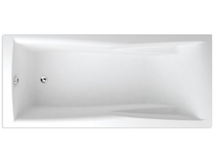 Teiko vana COLUMBA 180 x 80 x 45 cm obdélníková akrylátová