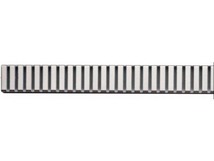 Alcaplast LINE-750L Rošt pro liniový podlahový žlab - nerezový lesklý
