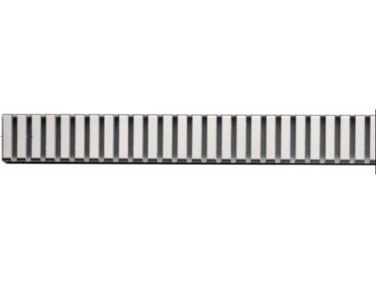 Alcaplast LINE-1150L Rošt pro liniový podlahový žlab - nerezový lesklý