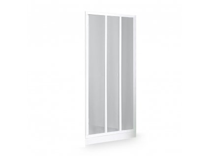Roth Project Line LD3/800 sprchové dveře do niky 80 x 180 cm 215-8000000-04-11 posuvné