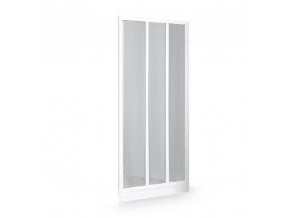 Roth Project Line LD3/900 sprchové dveře do niky 90 x 180 cm 215-9000000-04-04 posuvné
