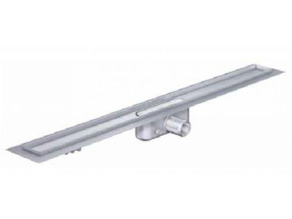 ACO ShowerDrain C 685 SH 408715 sprchový žlab s horizontální přírubou