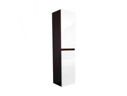 A-interiéry Barcelona V 35 P/L koupelnová skříňka 35 x 148 x 30,5 cm závěsná vysoká