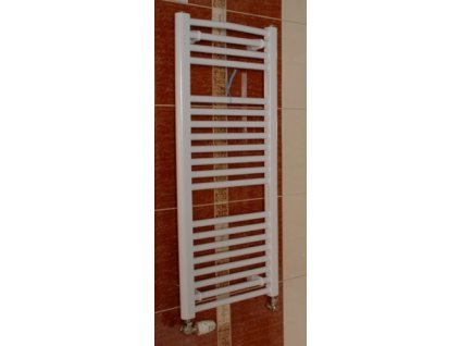 Thermal Trend KD 450 / 1320 koupelnový radiátor K žebřík rovný