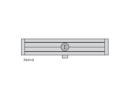 ACO ShowerDrain E 1000 LH 0153.76.47 sprchový žlab podlahová příruba