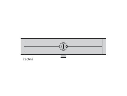 ACO ShowerDrain E 1200 LH 0153.76.48 sprchový žlab podlahová příruba