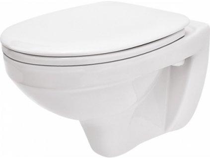 Cersanit WC sedátko Delfi K98-0001 duroplastové