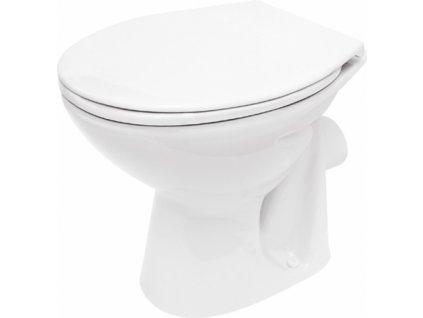Cersanit WC sedátko President K98-0028 polypropylenové