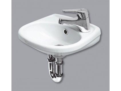 Cersanit Umyvadlo Eko 35 cm K07-002-P pravé