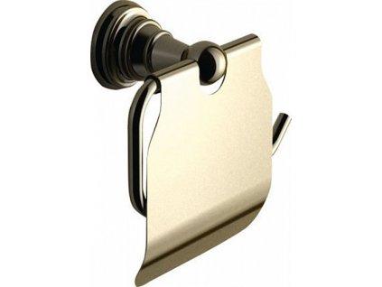 Sapho Diamond 1318-17 držák toaletního papíru s krytem bronz
