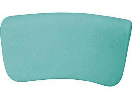 Polysan JUNIOR podhlavník do vany 33 x 17 cm 250001 zelený