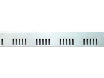 Alcaplast DREAM-1050M Rošt pro liniový podlahový žlab - nerezový matný