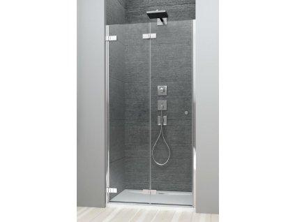RADAWAY ARTA DWB 90 cm 386151-03-01L sprchové dveře levé