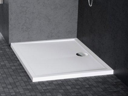 Santech NEW OLYMPIC 100 x 70 x 11,5 cm OLN1007011-30 sprchová vanička
