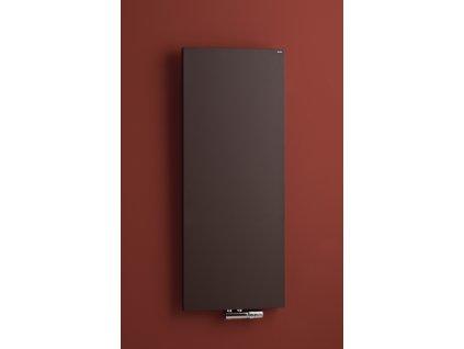 PMH Pegasus 1208 x 500 mm PGLB koupelnový radiátor černá lesk