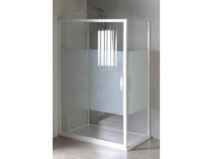 Gelco ETERNO 120 cm GE6912 sprchové dveře