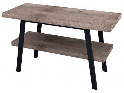 Sapho TWIGA 110 x 72 x 50 cm VC453-110-3 umyvadlový stolek ořech rustik