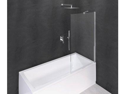 Polysan Modular Shower 100 x 150 cm vanová zástěna BMS1-100
