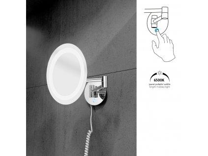 Nimco ZK 20165-26 kosmetické LED zrcátko podsvícené