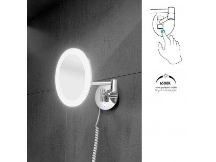 Nimco ZK 20265-26 kosmetické LED zrcátko podsvícené
