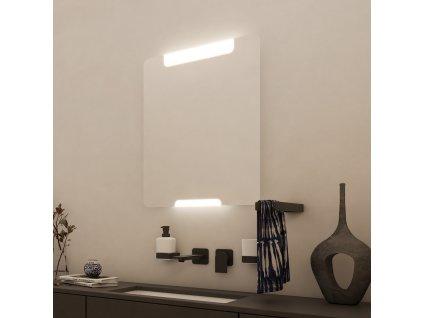 Nimco ZP 22002V 60 x 80 cm LED zrcadlo s dotykovým senzorem