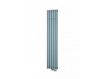Isan Akros 1500 x 470 mm koupelnový radiátor bílý