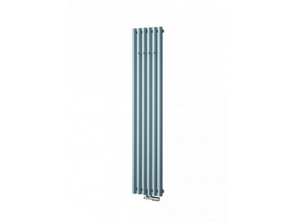 Isan Akros 1500 x 350 mm koupelnový radiátor bílý