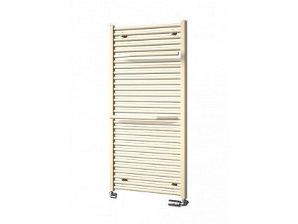 Isan Avondo 1575 x 500 mm koupelnový radiátor bílý