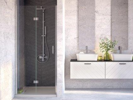 Hopa EXO-H 100 cm BCEXOH100CC sprchové dveře