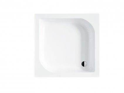 Hopa ARES 70 x 70 cm VANKARES70+OLBVPINOZ sprchová vanička vč. nožiček