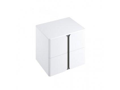 Ravak Balance 600 60 x 46,5 cm X000001370 deska bílá