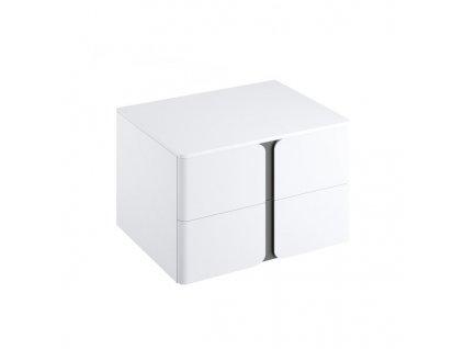 Ravak Balance 800 80 x 46,5 cm X000001371 deska bílá