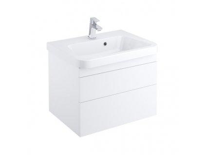 Ravak SD 10° II 550 55 x 45 cm X000001283 Skříňka pod umyvadlo bílá