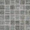Rako Next WDM06502 mozaika 30 x 30 cm tmavě šedá