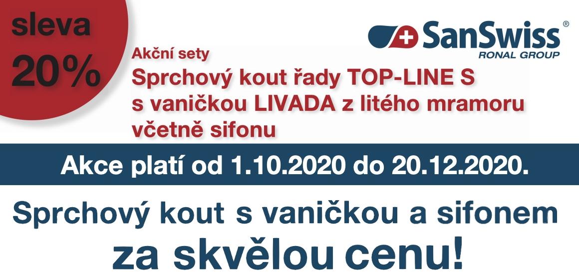 SanSwiss akční sety TOP-LINE S